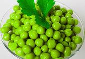 Preserved green peas2 — Stock Photo