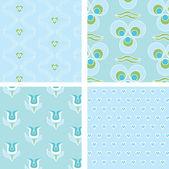 Oriental classic pattern — Stock Vector