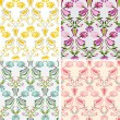 Floral seamless pattern — Stock Vector #25767321