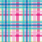 Tartan, plaid seamless pattern — Stock Vector