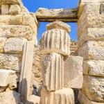 Ancient ruins in Ephesus Turkey — Stock Photo #32310995