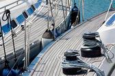 Barcos de estacionamiento — Foto de Stock