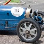 Постер, плакат: Bugatti T 37 at Mille Miglia 2013