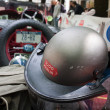 Mille miglia Helmet — Stock Photo