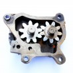 Internal gear pump parts. — Stock Photo