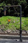 Water crane, water standpipe — Stock Photo