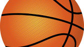 Basketball — Vettoriale Stock