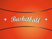 バスケット ボール テクスチャ — ストックベクタ