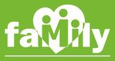 Vector family logotype — Vecteur