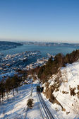 Photos around from Bergen, Norway — Foto Stock