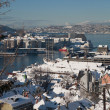 Photo from Bergen, Norway - Stockfoto