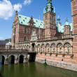 Frederiksborg castle - Stock Photo
