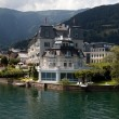 Grand Hotel, Zell Am See - Stock Photo