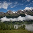 Hochtor Pass from Zell Am See — 图库照片 #13257889