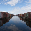 Trondheim, Norway - Stock Photo