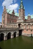 Frederiksborg castle — Stock Photo