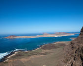 La Graciosa — Stock Photo