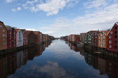 Trondheim, Norway — Foto Stock