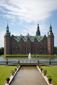 Fredriksborg castle — Stock Photo