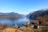 Hardangerfjord — Stock Photo