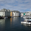 Ålesund — Stock Photo