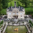 Stock Photo: Linderhof Palace