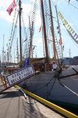 Tall Ship Races Bergen — Stock Photo