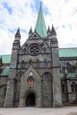 Nidaros Cathedral — Foto de Stock