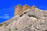 генуэзская крепость в крыму — Стоковое фото