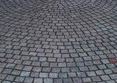 The stone pavement — Stock Photo