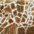 Stock Photo: Texture of brown stone