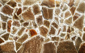 The texture of the brown stone — Stock Photo