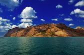 Karadag mountain — Stock Photo
