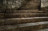 Stone stairs — Stock Photo