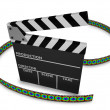 Clapboard — Stock Photo #30874455