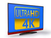 4k-tv — Stockfoto