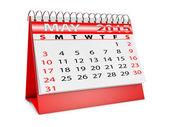 Kalender für mai — Stockfoto