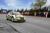 Irc prime Jalta rally 2011 — Stockfoto