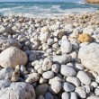 Stony beach in Espichel Cape, Portugal — Stock Photo #13295604