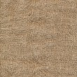 Stock Photo: Grunge burlap sack abstract background texture