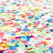 Background made with confettis and shallow depth of field — Stock Photo #13312605