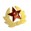 Military badge from the former Soviet Union. — Stock Photo #13319440