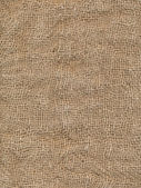 Grunge burlap sack abstract background texture — Stock Photo