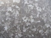 Zinc plated metal surface. Abstract background texture. — Stok fotoğraf