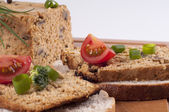 Homemade pate — Stock Photo