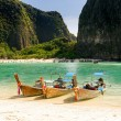 Thailand Beach — Stock Photo #15386289