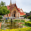 Stock Photo: Wat Chalong