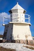Lighthouse in Suomenlinna — Stock Photo