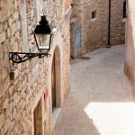 Street in Girona, Spain — Stock Photo #13261083