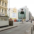 Stock Photo: Checkpoint Charlie